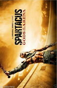 74368 Spartacus Gods Of The Arena Tv Lucy Lawless Wall Print Poster Ca