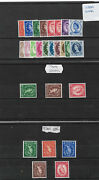 Complete Set Fo Wildings - 36 Individual Sets All Unmounted Mint - 12 Scans