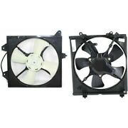 Set Of 2 Cooling Fan Assemblies Left-and-right Mi3113111, Mi3115109 Lh And Rh Pair