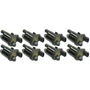 12658183 Ignition Coils Set Of 8 For Chevy Chevrolet Silverado 1500 Truck Sierra