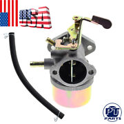 Carburetor Carb Fuel Line Kit For Wi W1 390 Wisconsin Robin 8 11 12 Hp Engines