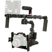 Used Came-tv Came-7800 3-axis Camera Gimbal Free Shipping