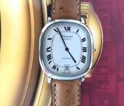 Chopard Stainless Steel Automatic Microrotor Dress Watch 325x40 M/m Swiss Made.