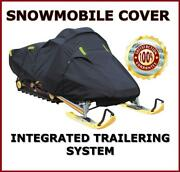 For Polaris Indy 440 1997 1998 1999 Cover Snowmobile Sledge Heavy-duty