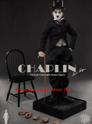 1/6 Zcwo Studio Offical Charlie Chaplin Charlie The Tramp 100th Anni 1.0