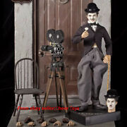 1/6 Zcwo Studio Offical Charlie Chaplin Charlie The Tramp 100th Anni 2.0