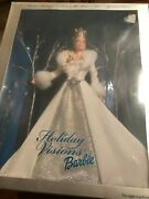 2003 Holiday Barbie Doll Visions Winter Fantasy Special Edition B2519 New