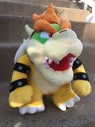 New Super Mario Brothers Bros. Party Bowser 10 Plush Toy Doll Stuffed Animal