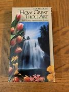 How Great Thou Art Vhs