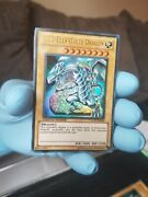 Blue Eyes White Dragon Trading Cards. Never Played With Brand New Condition.andnbsp