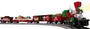 Lionel 6-83964 Mickeyand039s Holiday To Remember Christmas Lionchief Set W/bluetooth