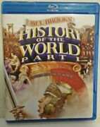 History Of The World Part 1 Blu-ray Disc, 2011, Canadian