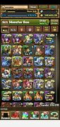 Rank 920 Puzzles And Dragons Account - Meta Leads - 2209+ Day 8 Crowns