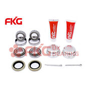 Pair Of Trailer Bearing Repair Kits L-44643/10 For 1 Inch Straight Spindles New
