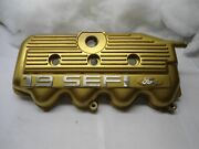 Ford Escort 1.9 1995-96 Powder Coated Gold Valve Cover F2ce6583aa