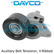 Dayco Auxiliary Drive V-ribbed Belt Tensioner Pulley - Apv2842 - Eo Quality