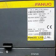 1pcs Used Fanuc A06b-6102-h226h520 Servo Amplifier Tested In Good Conditionqw