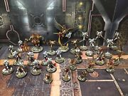 Whms Celestine Sob Army Painted Commission Warhammer 40k Sisters Of Battle Le