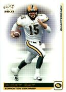 2003 Pacific Cfl Football Pick Complete Your Set 1-110 + Inserts Free Shipping