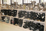 Big Selection Of Used Stainless Steel Boat Propellers