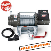 Warn 17801 M12 12v Self-recovery 12000 Lbs. Electric Winch