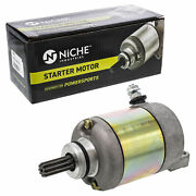 Niche Starter Motor Assembly For Ktm 400 450 520 525 530 Exc Xc Sx Sxs