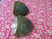 1930and039s 1940s Headlights Buckets Car Truck Dodge Chevy Ford Hot Rat Rod Army Semi