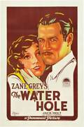 Old Movie Photo The Water Hole Poster Nancy Carroll Jack Holt 1928