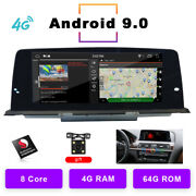 Android Car Audio Video 8-core Gps Nav For Bmw 6 Series F06 F12 2012-2017 Nbt