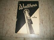 Walthers O Gauge 1943 Supply Catalog 9 Locomotives Frieght Cars More