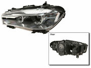 For 2014-2018 Bmw X5 Headlight Assembly Left 76773mj 2015 2016 2017
