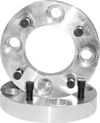 High Lifter Wt4/15612-2 Wide Trac Wheel Spacers 2in. 4/156