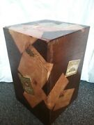 Jack Daniels Vintage Wooden Store Promo Display Crate 1950and039s Extremely Rare