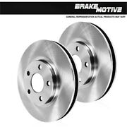 Front 330 Mm Quality Brake Rotors For Mercedes Benz Cls500 E550 Glk350