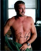Taylor Kinney Signed 8x10 Photo Must See Very Nice Autographed + Coa