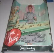 Mattel Barbie Doll As Lucy Ricardo In Episode 39 Job Switching Doll