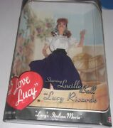 Matel Barbie Doll As Lucy Ricardo In Episode 150 Lucyand039s Italian Movie Doll