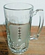 Goodfellow Afb Air Force Base Texas 17th Training Wing Glass Beer Cup Stein 1l
