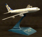 1960and039s Raise Up Boeing 720 Vintage Eastern Airlines Airplane Desk Model Plane