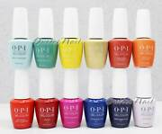 Opi Soak-off Gelcolor Mexico City Collection 2020 Spring Gel Polish Gc M83 M94