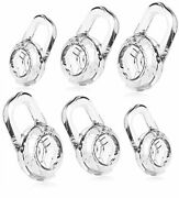 6 Clear Small Medium Large Eargels For Plantronics Discovery 925 975 Wireless