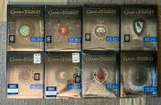 Game Of Thrones Collectible Complete Series 1 2 3 4 5 6 7 8 Brand New Sealed