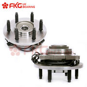 For Ford Expedition Lincoln Navigator 4wd 515043 Pair 2 Front Wheel Hub Bearing