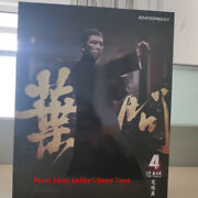 1/6 Enterbay Ip Man 4 Action Figures Donnie Wing Chun Figure In Box In Stock