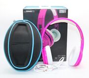 Sms Audio Street By 50 Cent On-ear Pink Limited Edition Headphones - Wired