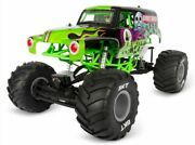 Axial Smt10 Grave Digger 4 Wheel Drive Monster Truck Ready To Run Rtr Axi03019