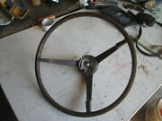Falcon Sprint Steering 1963-4 Steering Wheel Used Free Shipping No Reserve
