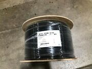 West Penn 2598g8 Rg8/u - 10awg 50 Ohm Coaxial Cable Cmp Rated 1000ft