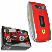 Bnib Sharp Gx25 Ferrari Edt. Red Unlocked Very Rare Phone Collectorand039s Item Gsm