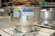 Commercial Restaurant Kitchen Exhaust Fan - 1000-1500 Cfm With Speed Control